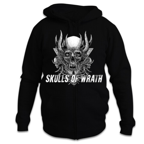 Skulls of Wrath hoodie - The Skulls of Wrath